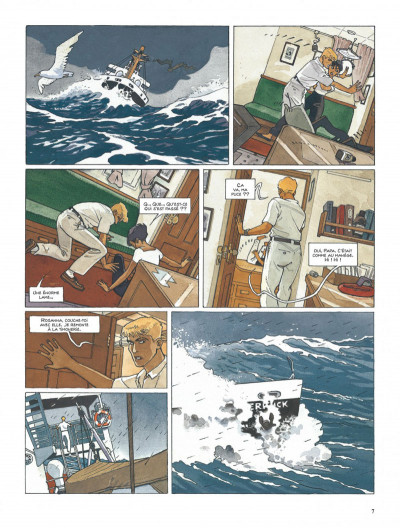 Page 7 Tramp tome 11