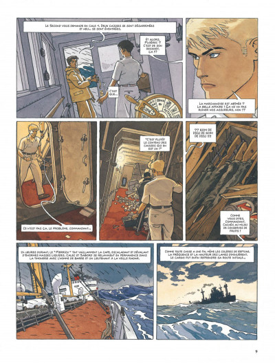 Page 9 Tramp tome 11