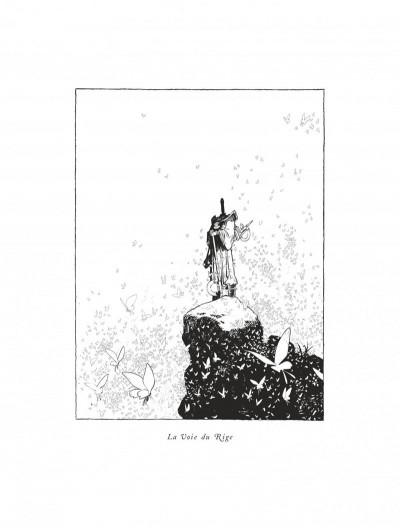 Page 3 Avant la quête édition spéciale Tomes 3 et 4 (N&B)