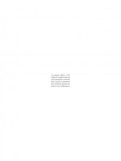 Page 2 Tirage de tête Les 7 vies de l'épervier 3ème époque