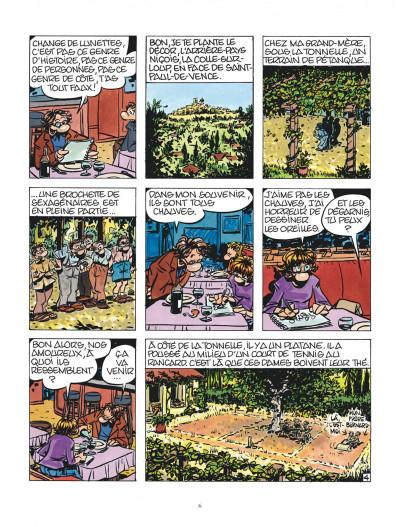 Page 6 Un amour exemplaire