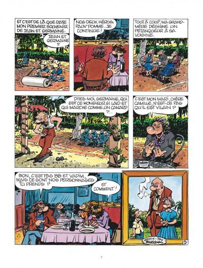 Page 7 Un amour exemplaire