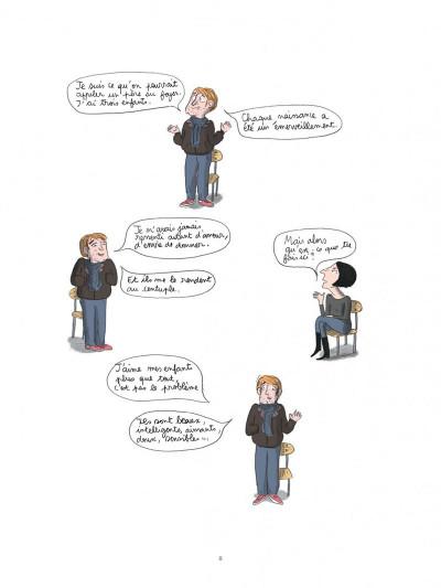 Page 8 À la recherche du nouveau père