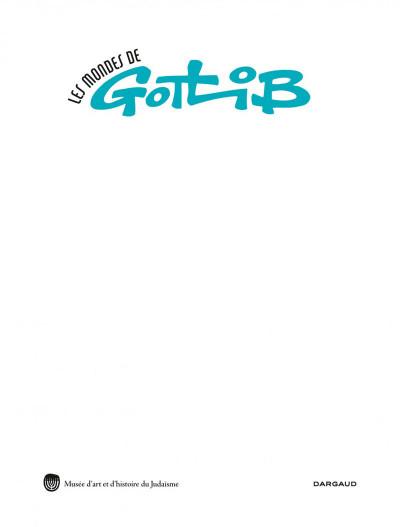 Page 3 Les mondes de Gotlib