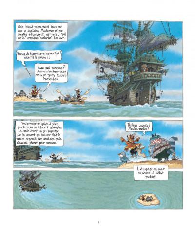 Page 3 La famille Passiflore - la chasse au trésor