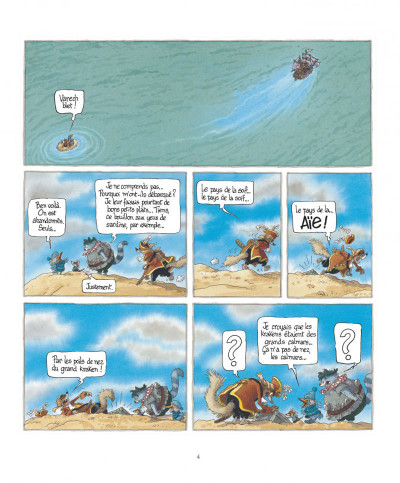 Page 4 La famille Passiflore - la chasse au trésor