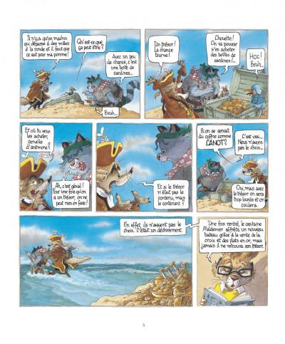 Page 5 La famille Passiflore - la chasse au trésor