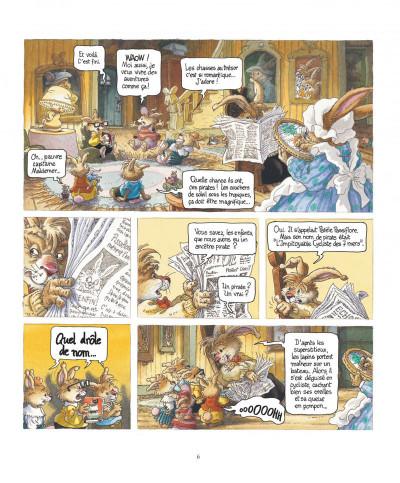 Page 6 La famille Passiflore - la chasse au trésor
