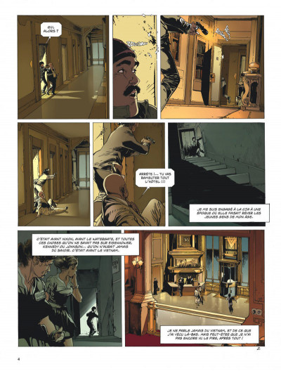 Page 4 Black op tome 8