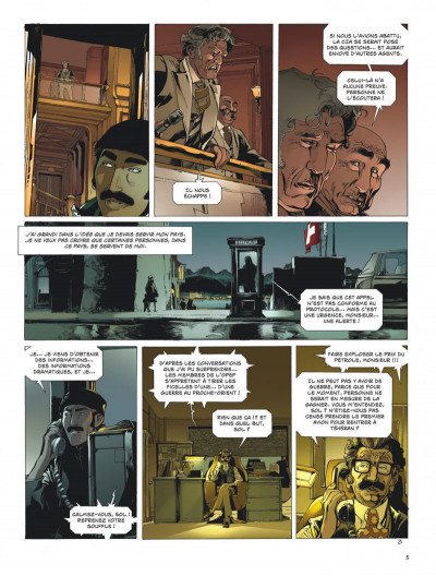 Page 5 Black op tome 8