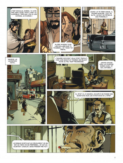 Page 7 Black op tome 8