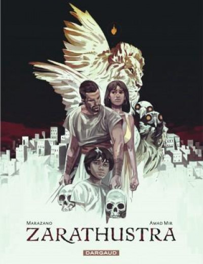 Couverture Zarathustra tome 1