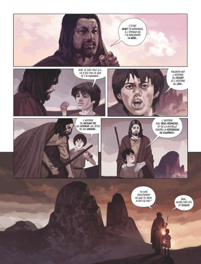 Page 4 Zarathustra tome 1