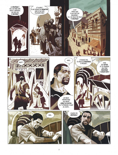 Page 7 Zarathustra tome 1