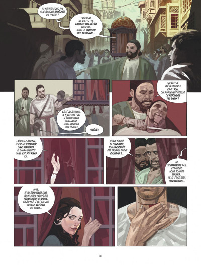 Page 8 Zarathustra tome 1