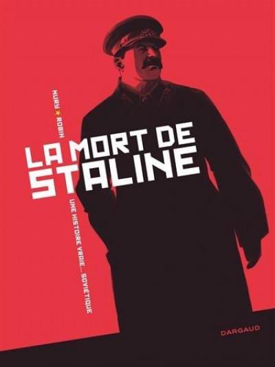 Couverture la mort de staline - intégrale