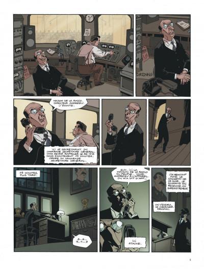 Page 5 la mort de staline - intégrale