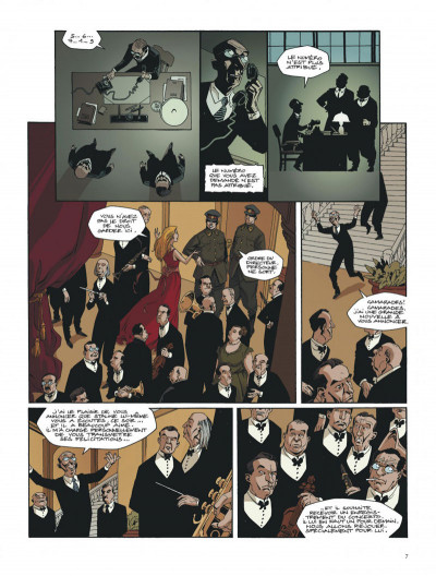 Page 7 la mort de staline - intégrale
