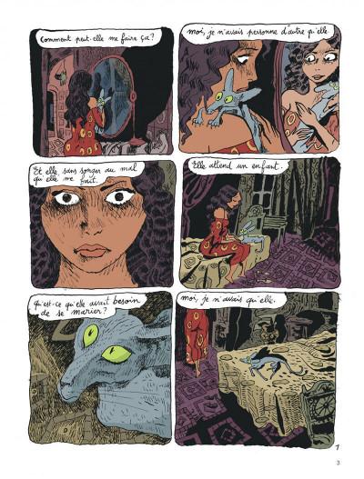 Page 3 Le chat du rabbin tome 6