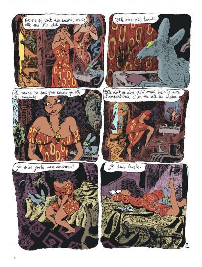 Page 4 Le chat du rabbin tome 6
