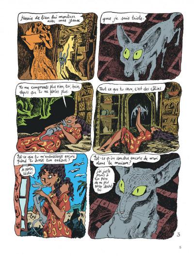 Page 5 Le chat du rabbin tome 6