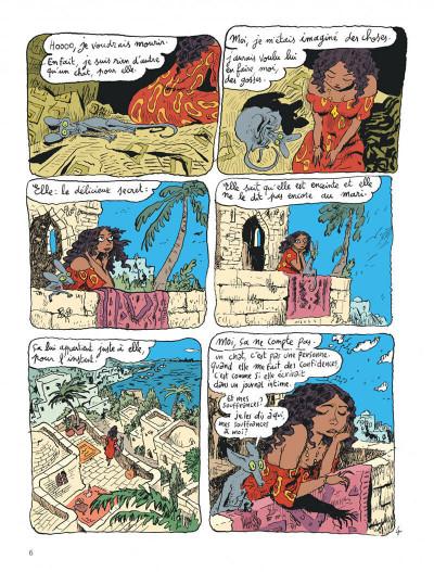 Page 6 Le chat du rabbin tome 6