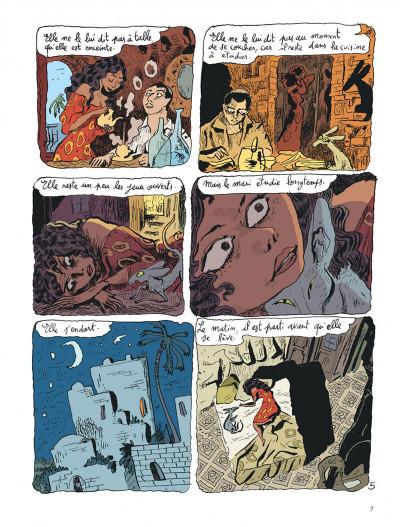 Page 7 Le chat du rabbin tome 6