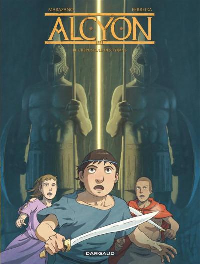 image de Alcyon tome 3 - Le crépuscule des Dieux
