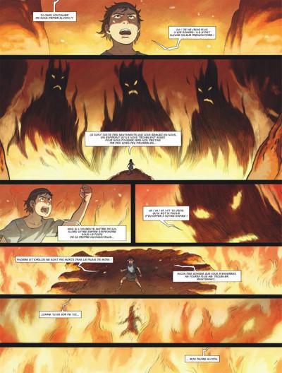 Page 3 Alcyon tome 3 - Le crépuscule des Dieux
