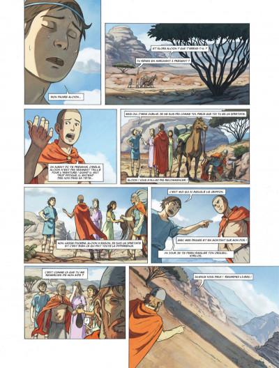Page 4 Alcyon tome 3 - Le crépuscule des Dieux