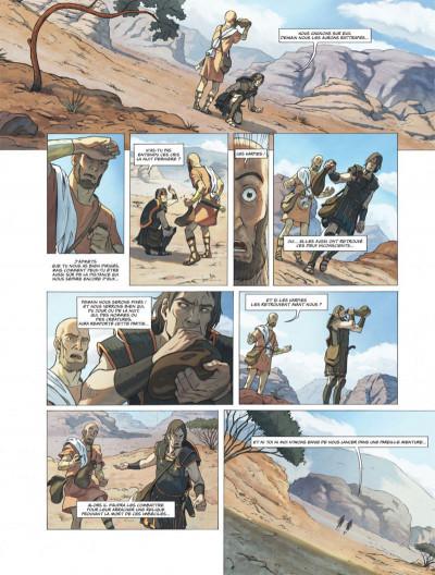 Page 5 Alcyon tome 3 - Le crépuscule des Dieux