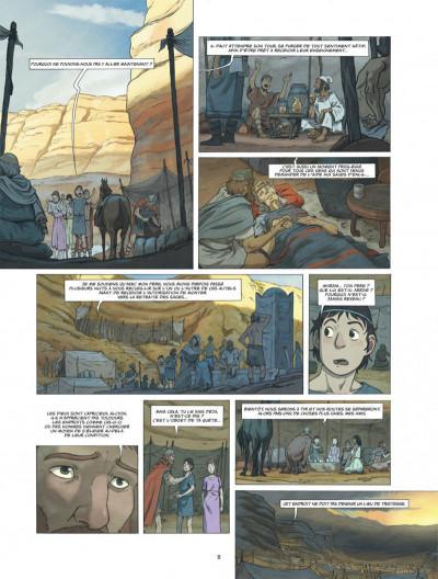 Page 8 Alcyon tome 3 - Le crépuscule des Dieux