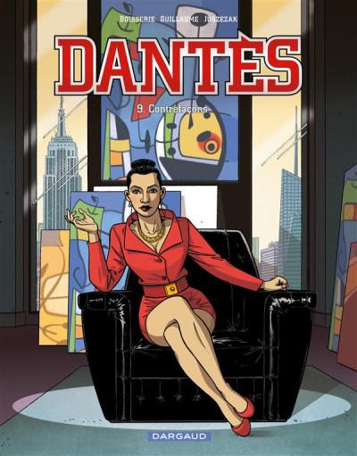 image de Dantès tome 9 - contrefacons