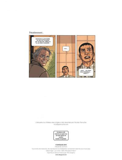 Page 2 Dantès tome 9