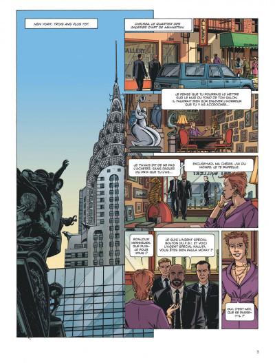 Page 3 Dantès tome 9