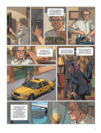 Page 5 Dantès tome 9