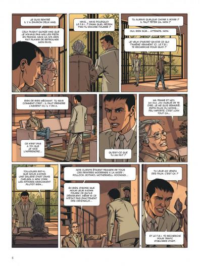 Page 6 Dantès tome 9