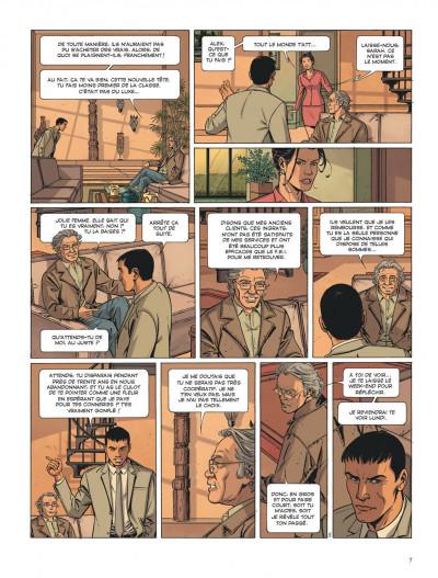 Page 7 Dantès tome 9