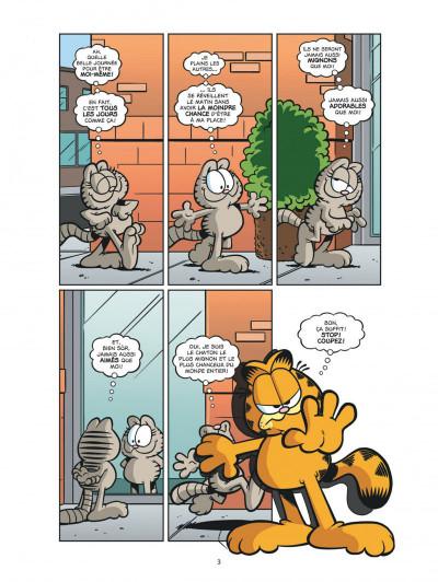 Page 3 Garfield Comics tome 6