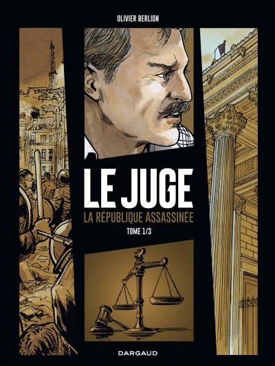 image de Le Juge tome 1