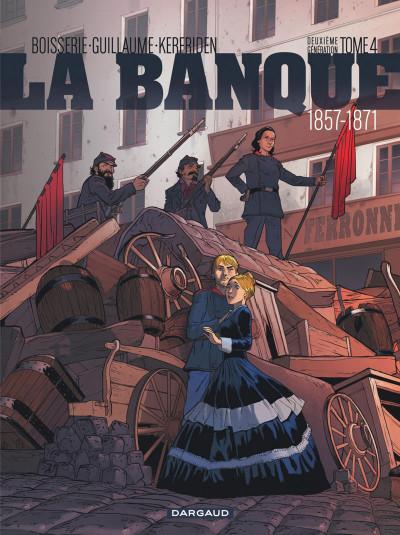 Couverture La banque tome 4