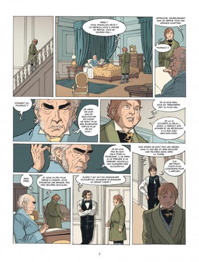 Page 5 La banque tome 4