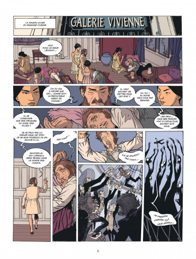 Page 6 La banque tome 4