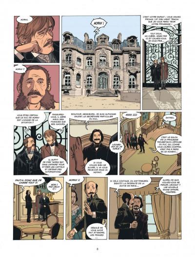 Page 8 La banque tome 4