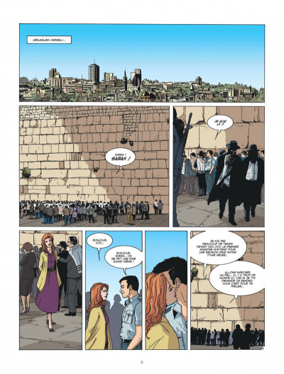 Page 6 Mission Osirak tome 2
