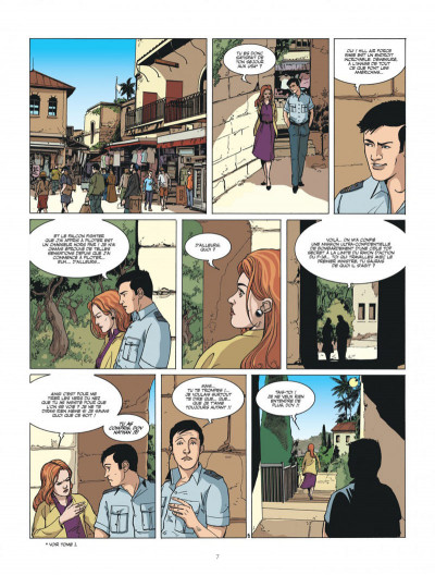 Page 7 Mission Osirak tome 2