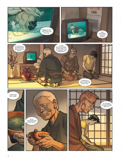 Page 4 Tebori tome 1