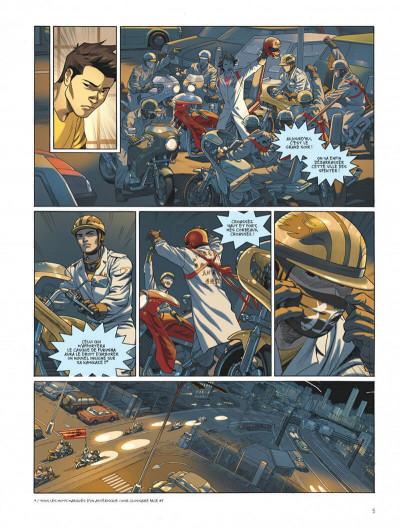 Page 5 Tebori tome 1