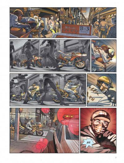 Page 7 Tebori tome 1