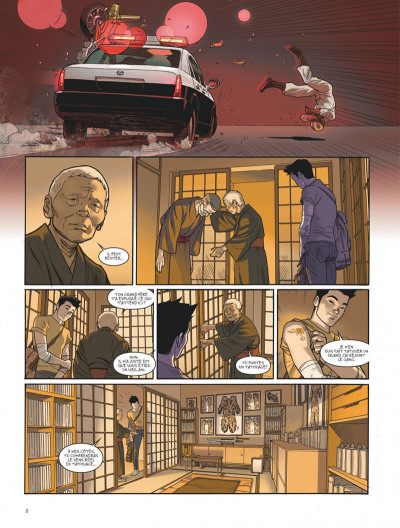 Page 8 Tebori tome 1